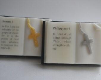 CUSTOM BIBLE | BOOK  | Photo Soap