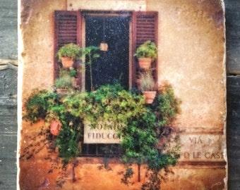 Tuscan Window Tile