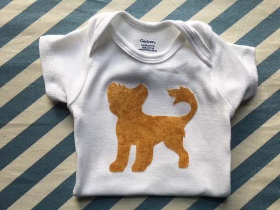 Lion Cub esie Lion Baby Clothing Girl Boy Baby by