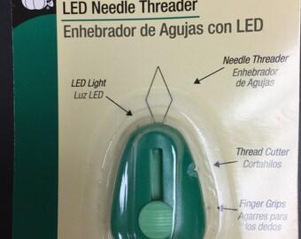 LED Needle Threader by Dritz
