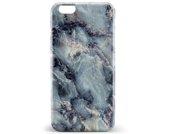 1324 // Blue Marble iPhone 6 iPhone 6 Plus iPhone 5 Samsung Galaxy S5 S6 Phone Case Custom Personalize Monogram