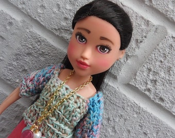 Teenaged Inspired Repaint - Joanna - Moxie Girlz Faceup
