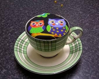 Vintage Tea Cup Pin Cushion