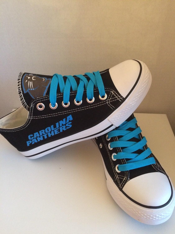 Carolina Panthers Tennis Shoes