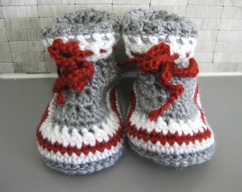 "Slippers child size 6 (5.5 ""-14.5 cm) style of wool"