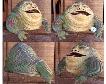 Jabba The Hutt Lifesize Bust