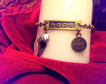 Hannah's Hope bracelet (B1)