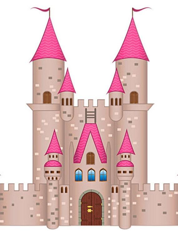 castle cut out template - castle image castle cutout 30 pack large cliparts full