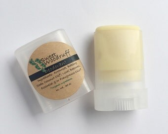 Organic Deodorant | Travel Size | Deodorant Stick | Deodorant | Natural Deodorant | Aluminum Free | Handmade Deodorant | Paraben Free
