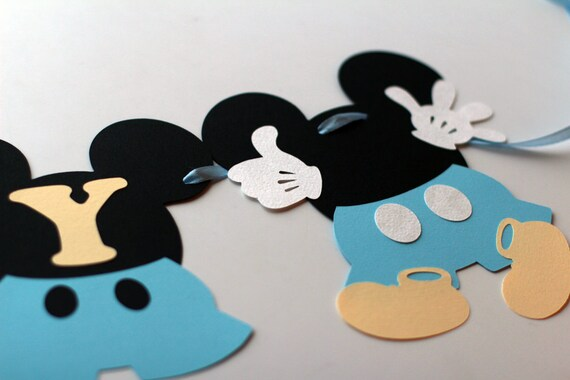 mickey mouse baby shower decorations baby by