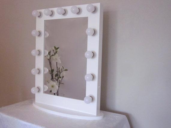 Hollywood Impact Lighted Vanity Mirror W Led By Impactvanity