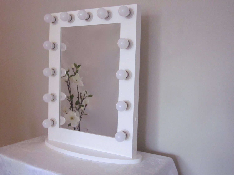 Hollywood impact lighted vanity mirror w led by impactvanity - Espejo con bombillas ikea ...