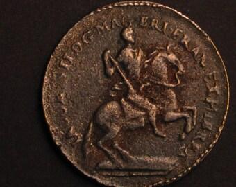 1688 AMERICAN PLANTATION COLONIAL coin replica