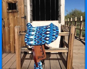 Tie Dye Horse Tack Etsy