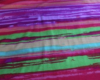 Tie Dye Rayon Spandex