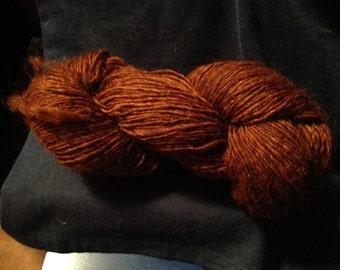 Handspun Coopworth wool Laceweight yarn
