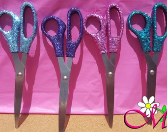 Glitter Office Scissors (Your Choice of Color)