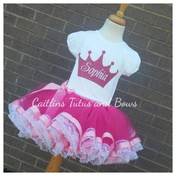 Princess tutu outfit, birthday princess tutu, birthday tutu outfit,  pink tutu outfit, pink birthday tutu, pink birthday outfit, pink tutu