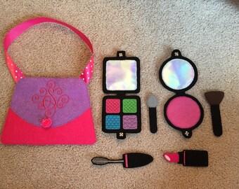 Felt Make Up Kit