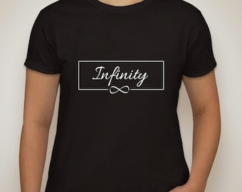"one direction ""infinity"" t-shirt"
