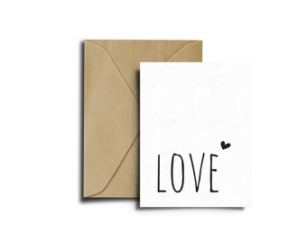 Valentines Day Printable, Anniversary Printable, Funny Card, Printable Card, PDF Download, Wedding Card, Love Card, Heart Printable