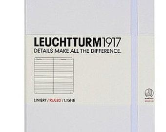 Leuchtturm1917 A5 hard cover notebook