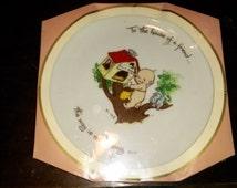 KEWPIE Cameo Collector Plate 1973