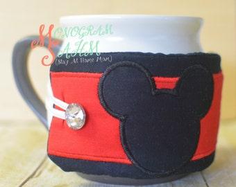Mouse Mug Wrap