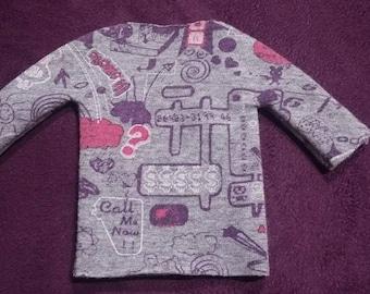 Duplex for Pullip t-shirt