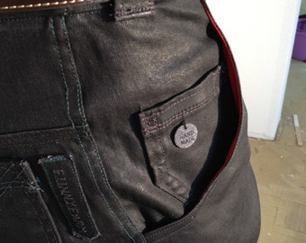 Black denim (Gr. 52)