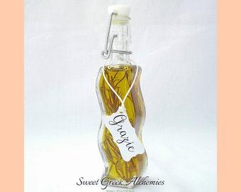 100 pcs Sea Olive Oil Favors (40ml / 1.4oz), Olive Oil Wedding Favors, Olive Oil Baby Shower Favors, Olive Oil Bridal Shower Favors,