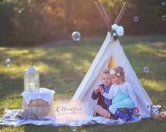 Kids Teepee, Play tent