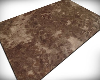 "Wargaming Terrain - ""Wasteland"" vinyl Gaming Mat for miniatures and other games"