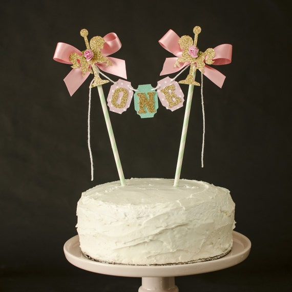 Buy Carousel Cake Topper
