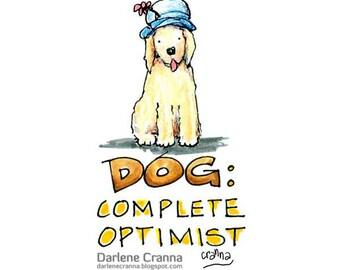 DOG: Complete Optimist PRINT