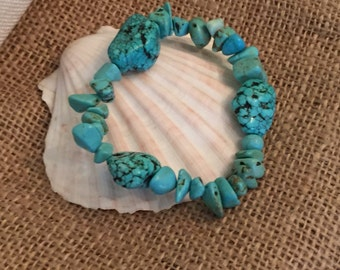 Turqoise Stone Bracelet