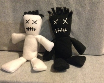 Voodoo Plush Pin Cushions