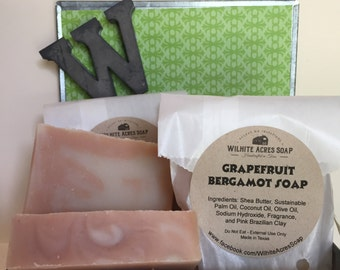 Grapefruit Bergamot Soap