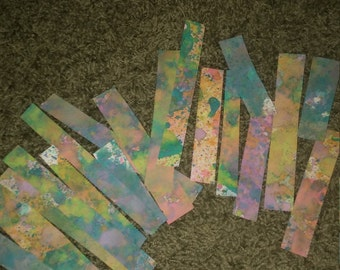 Multicolor bookmarks with Free Shipping