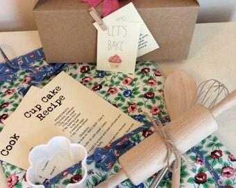 Childrens 'Lets Bake' Baking Set