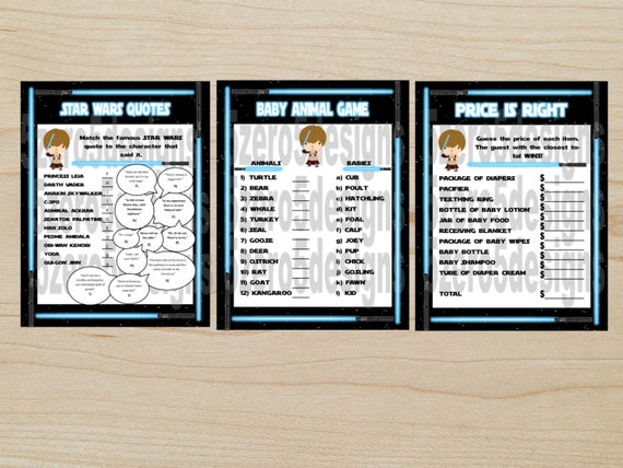 star wars baby shower games baby shower games printable baby shower