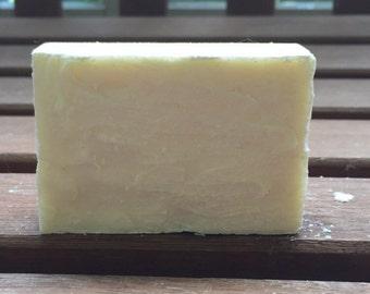 SALE Plumeria Sea Salt Soap Bar
