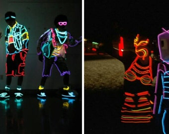 Custom Orders send me your sweater,vest,costume,dress,hat,jersey or just about anything else and let me light it up