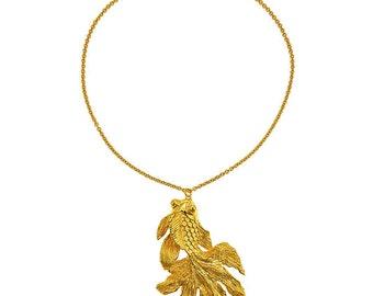 Koi Fish Necklace