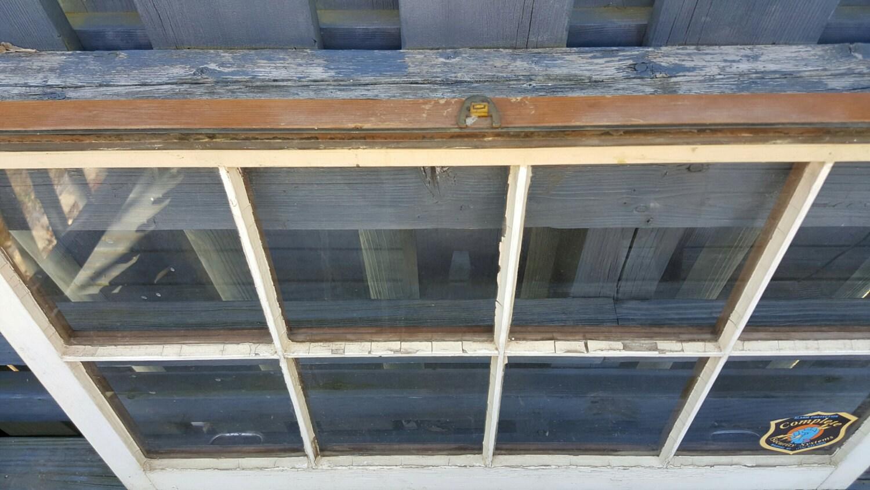 8 Pane Window Frame Vintage Window Frame 8 Pane Antique Modern Farmhouse French