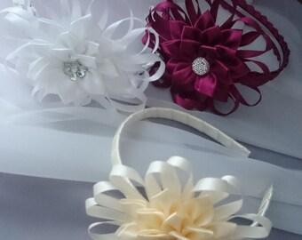 Kanzashi Headbands