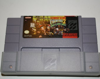 Donkey Kong Country 2 for SNES Super Nintendo