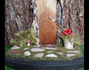CherryBirch Faerie Door
