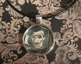 Creepshow The Creep Circle Necklace