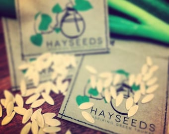 Design your own seed packet - Wedding